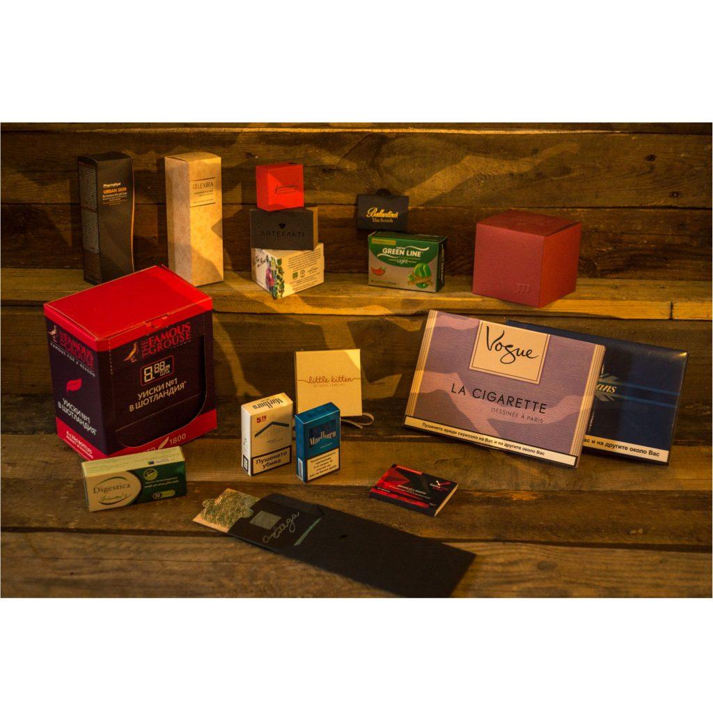 Verpackungen für Kosmetik, Nahrungsmittel, Getränke, Modeartikel, Spiele und andere Promo- und Geschäftsverpackungen